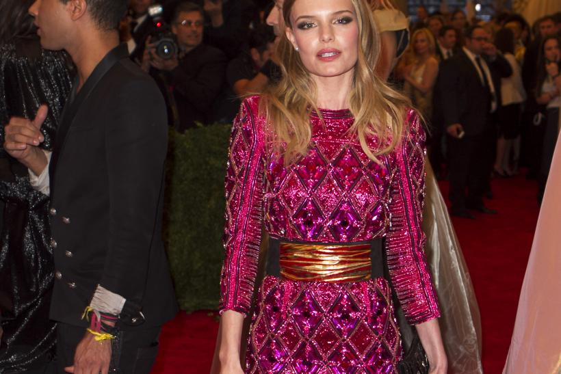Kate Bosworth at the 2013 Met Gala