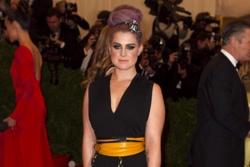 Kelly Osbourne at the 2013 Met Gala