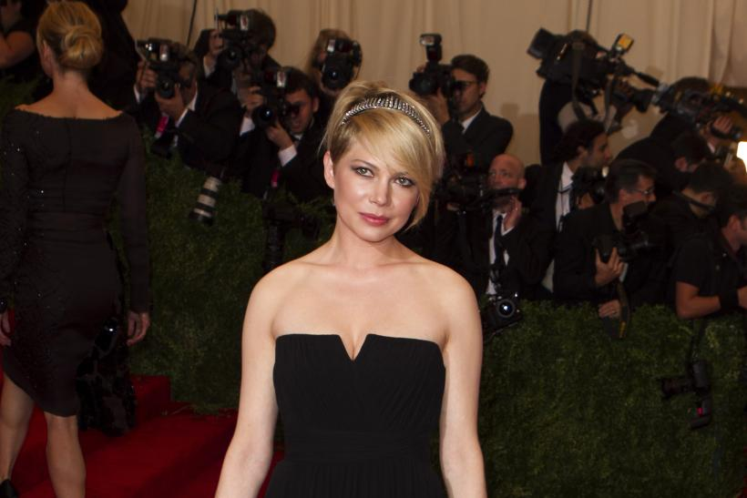 Michelle Williams at the 2013 Met Gala