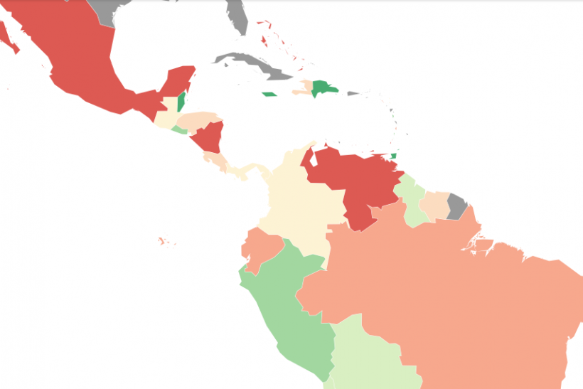 Foreign Direct Investment In Latin American And Caribbean Countries