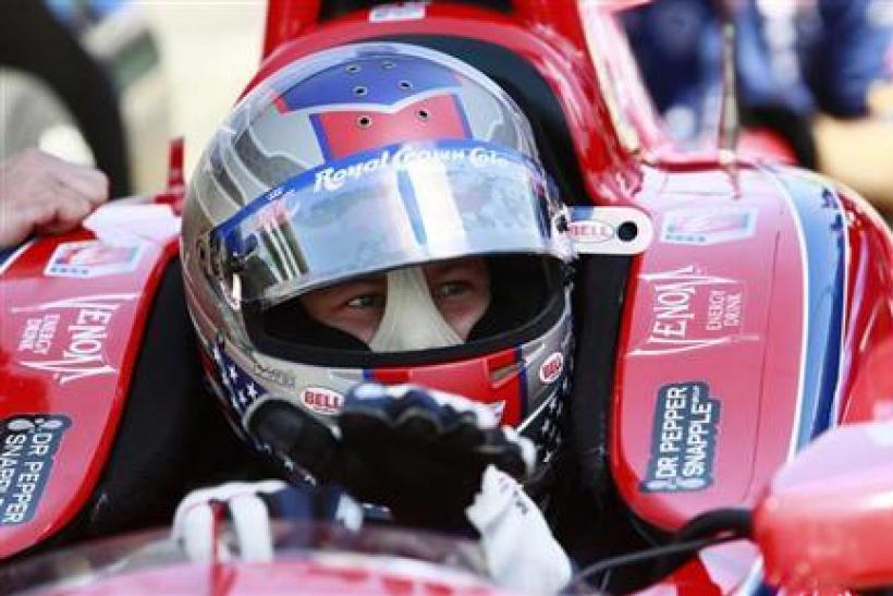 Marco Andretti Indy 500