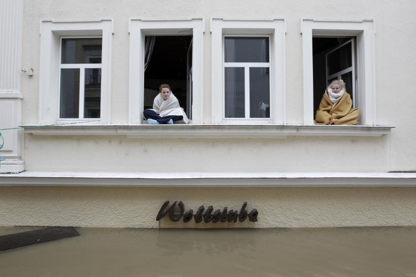 Historic Flood in Europe