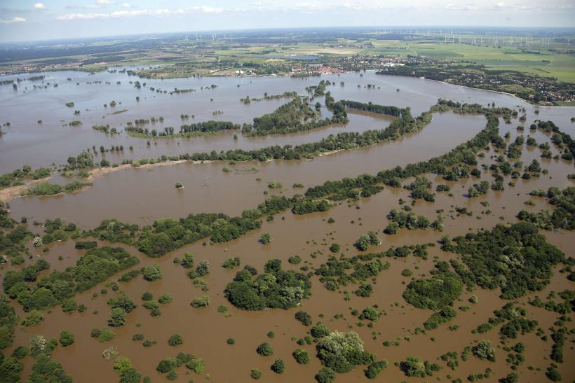 Flooding Europe Pastures