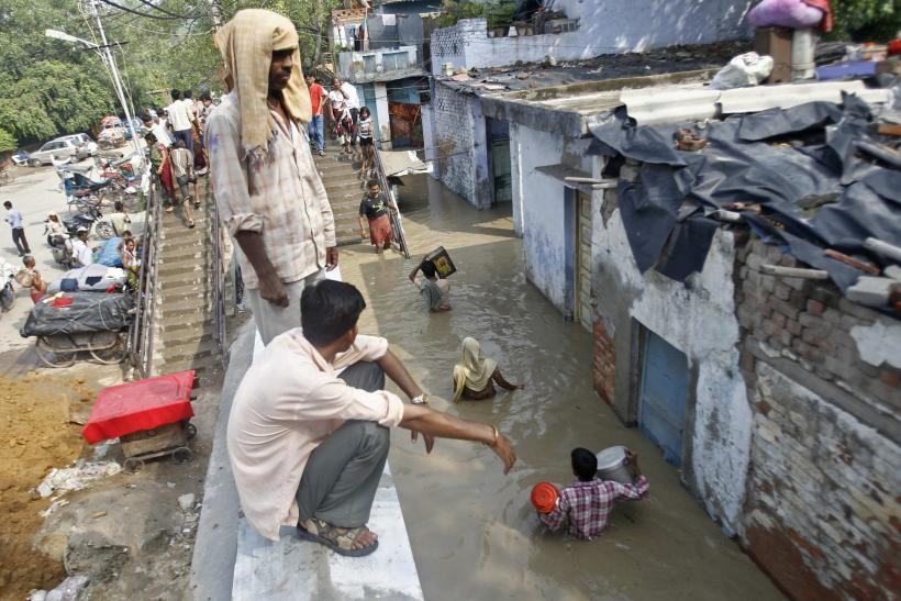 Monsoon Floods In North India: Thousands Feared Dead, Military Assists In Rescue Ops