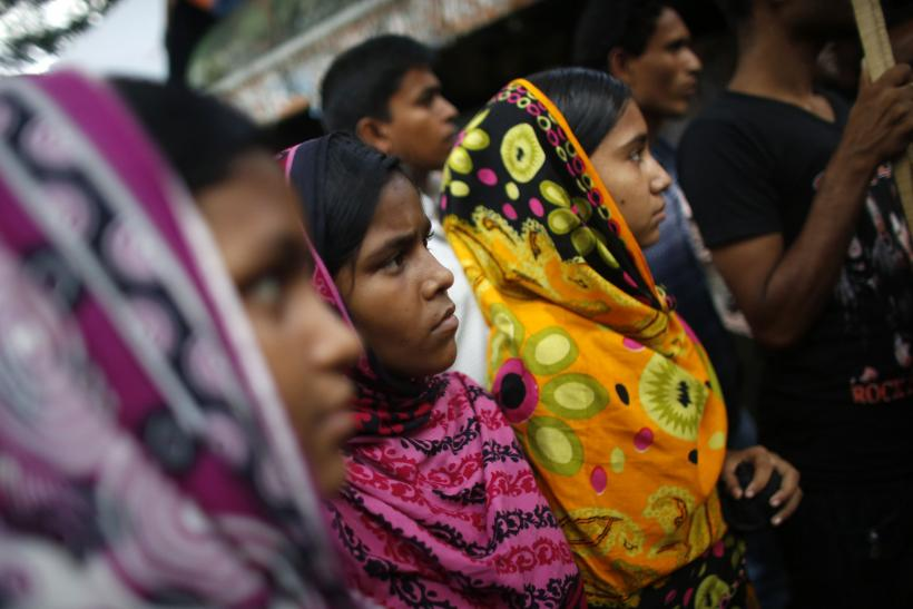 Bangladesh garment workers