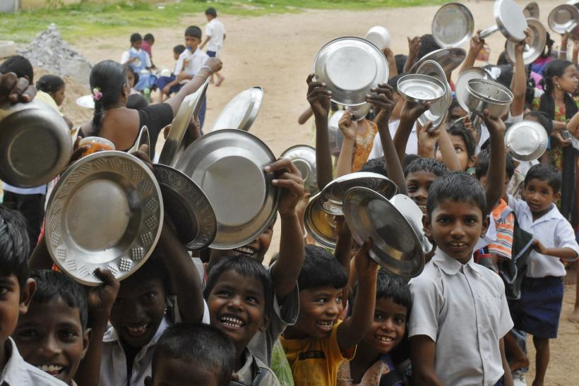 midday meal india