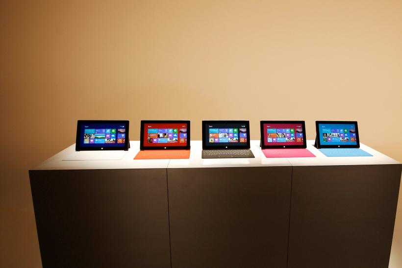 Surface Tablets
