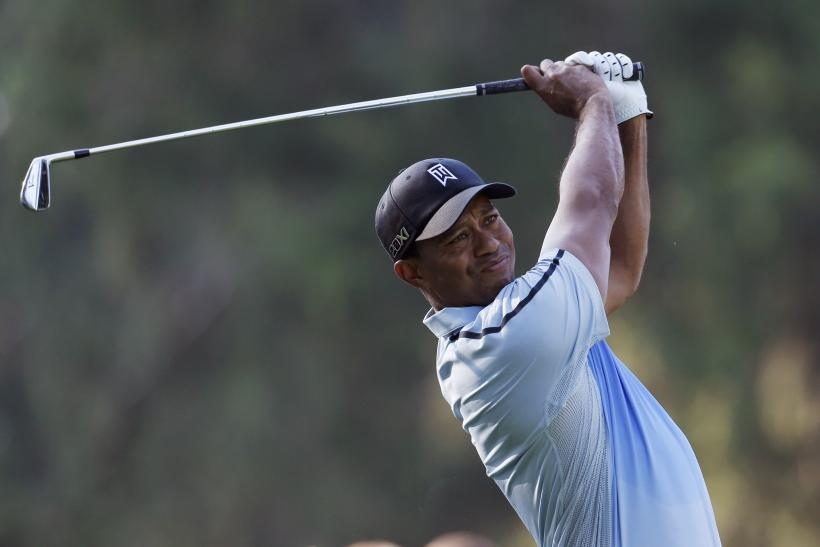 Tiger Woods PGAs 2013