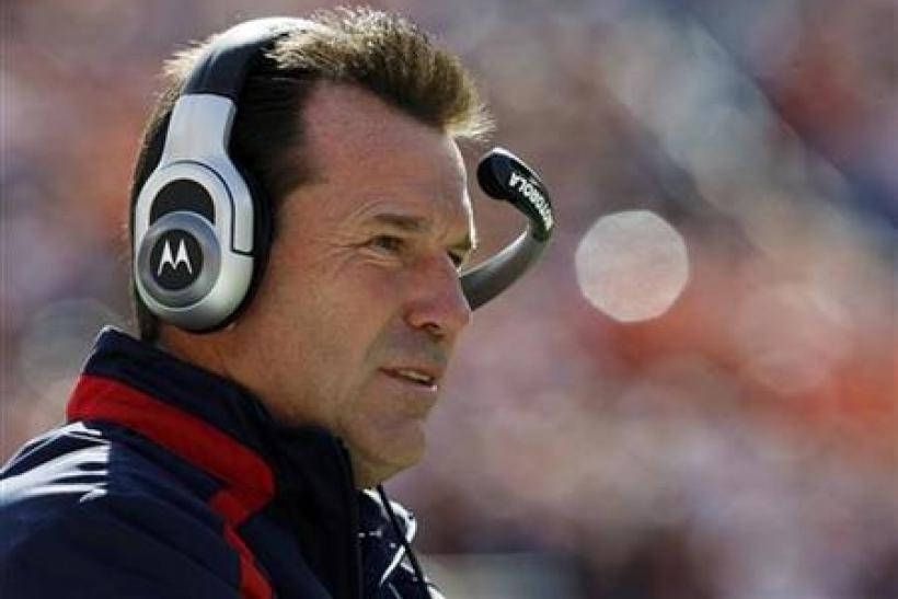 Gary Kubiak Houston Texans