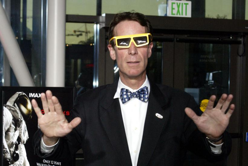 """Bill Nye, """"The Science Guy"""" Photo: Reuters"""