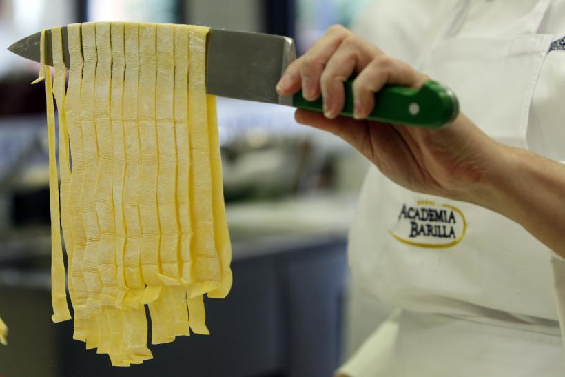 Barilla pasta CEO goes on homophobic rant