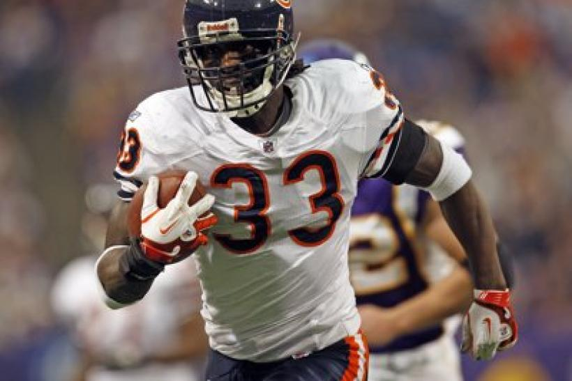 Charles Tillman Chicago Bears