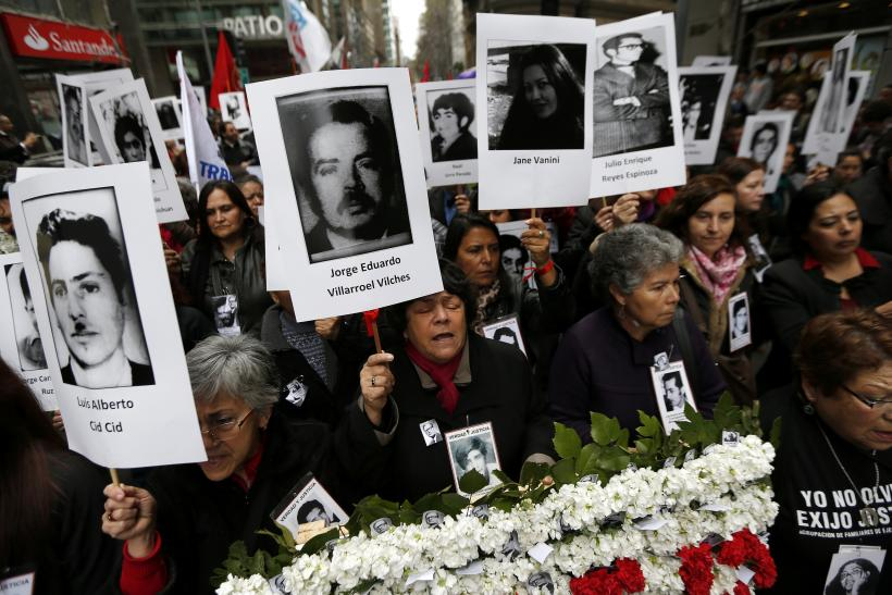 Chile The Disappeared Reuters