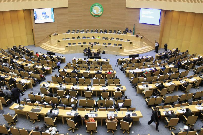 African Union Oct 2013