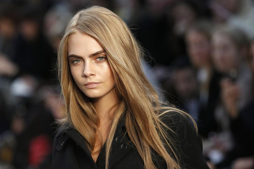 Cara Delevingne as Kate Kavanagh?