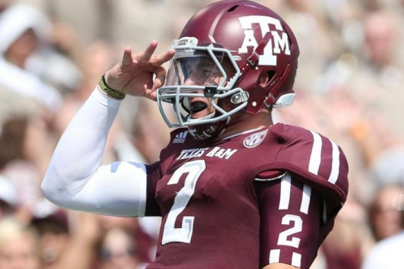 Johnny Manziel Texas A&M