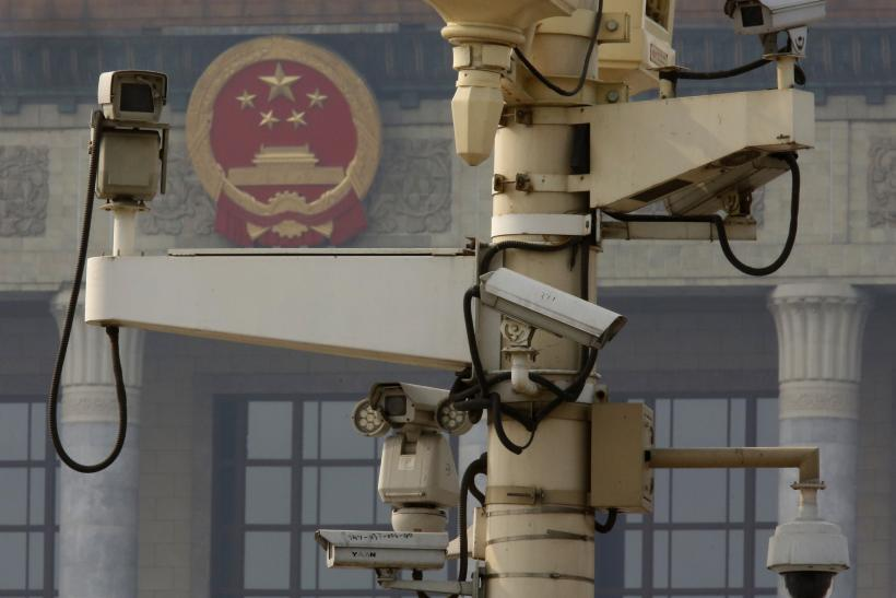 China surveillance cameras