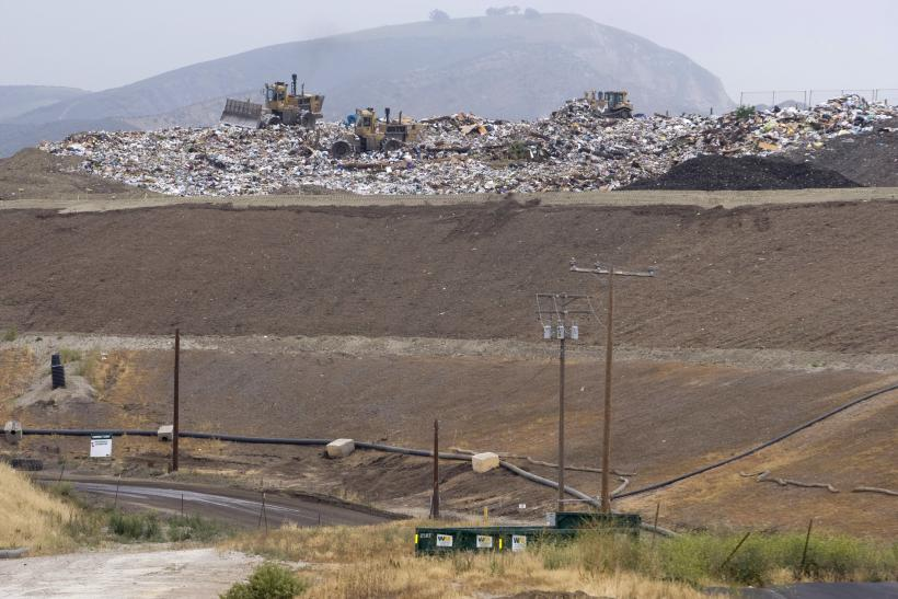 California Landfill