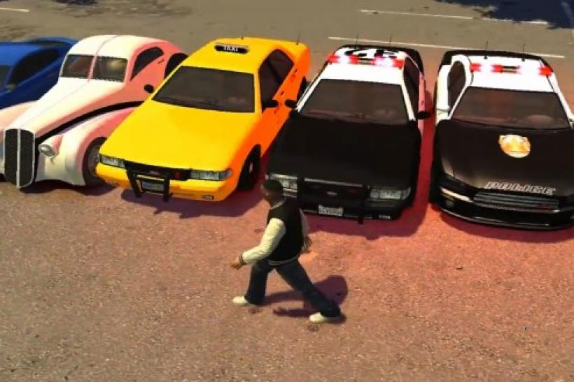 GTA 5 Online' Money Cheats For PS3 And Xbox 360; Using Cars To Earn