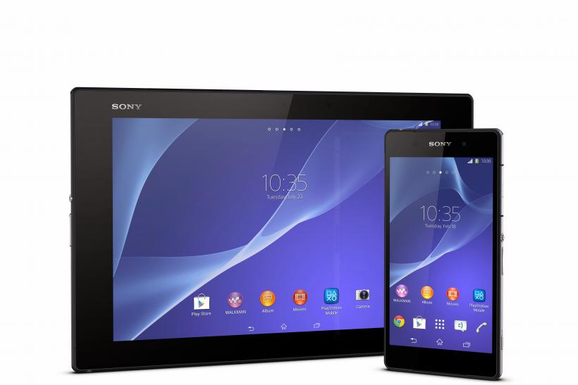 Sony Xperia Z2 Tablet Smartphone Release Date Specs