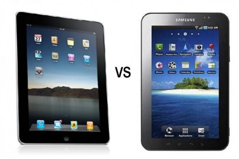 iPad vs Android tablets