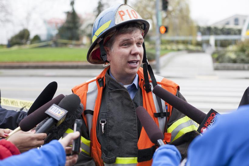 Seattle Helicopter Crash - SFD briefing