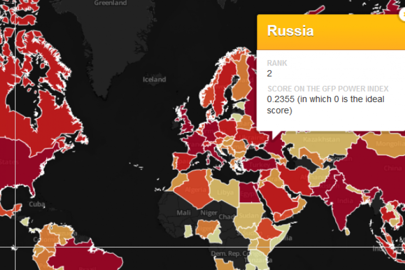 United States Russia And China Which Countries Have The Most - World map us and russia