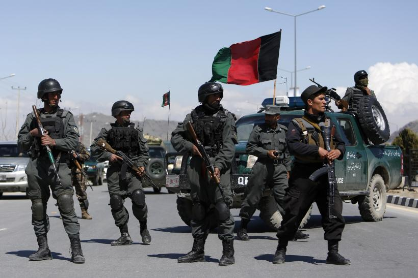 Taliban attack election commission in Kabul