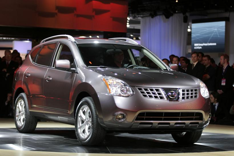 Nissan Rogue Getty