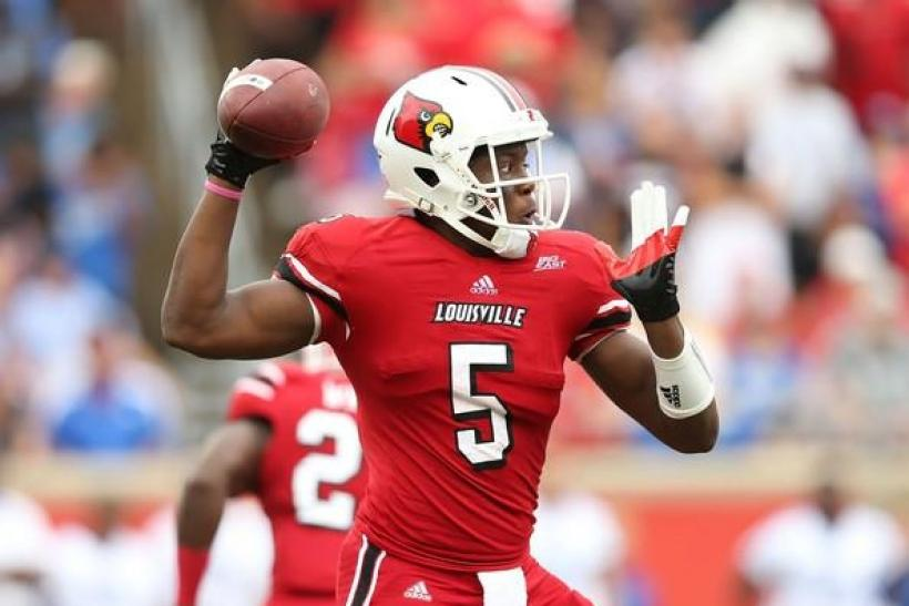 Teddy Bridgewater Louisville