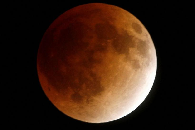 Total Lunar Eclipse