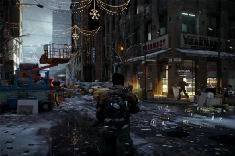 Tom clancys the division release date in Australia