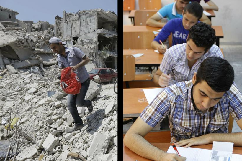 Syrian Student