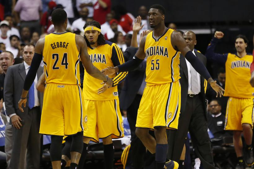 Indiana Pacers 2014