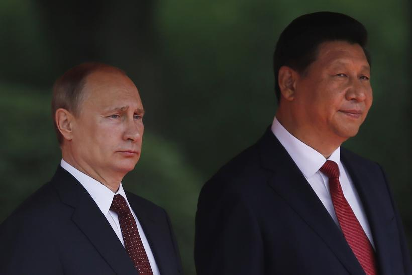China_Russia Ties