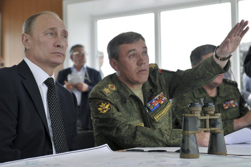 Valery Gerasimov_Russian General