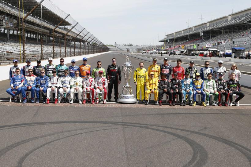 2014 Indy 500
