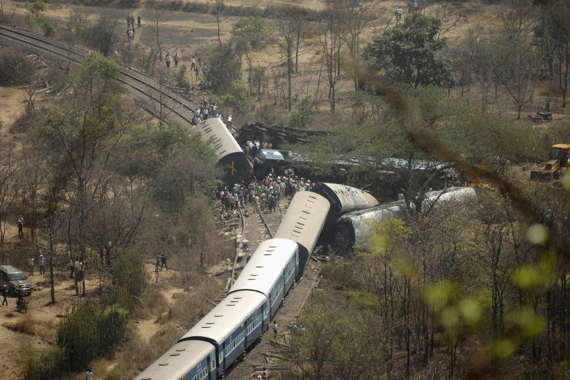 Train accidents India