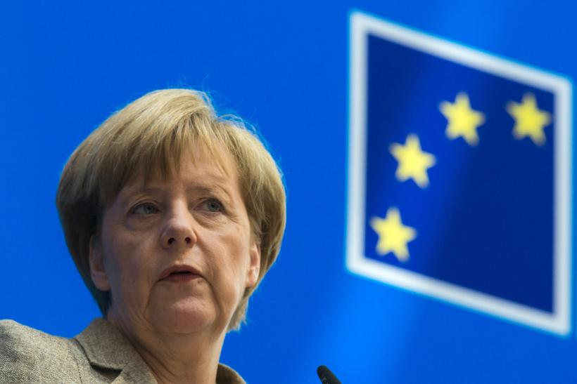 Merkel_European Parliament Elections