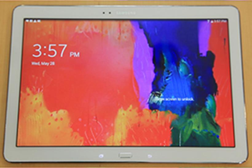 Review: The Samsung Galaxy Note Pro