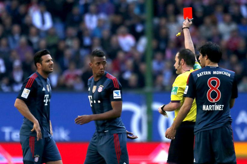 Football_Red Card