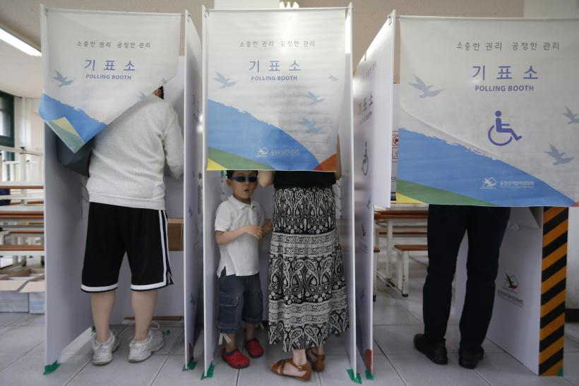South Korea Polls