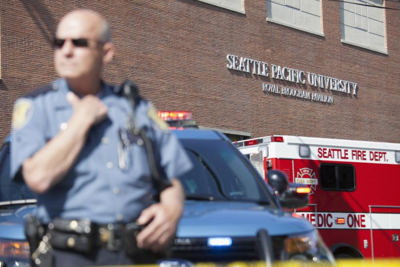 Seattle Pacific University Shooting