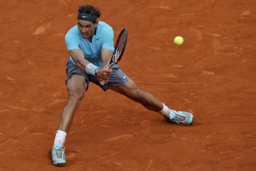 Nadal French 2014