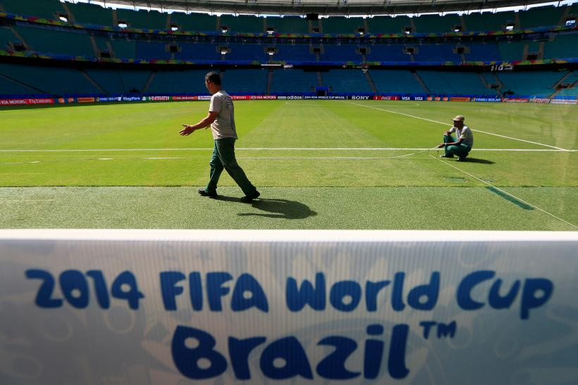 18 Items Banned By FIFA In Brazil Soccer Stadiums For ...