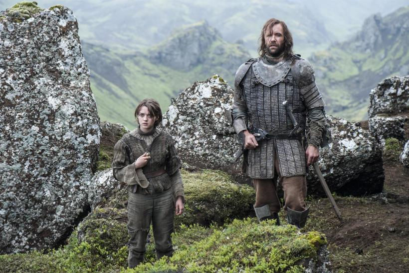 'Game Of Thrones' Season 4 Finale