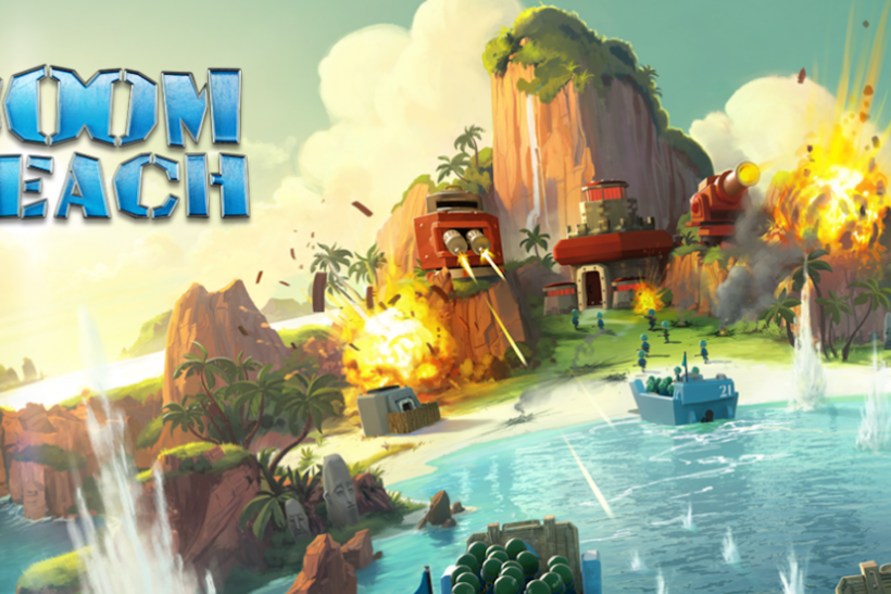 boom beach clash of clans clan wars supercell 1