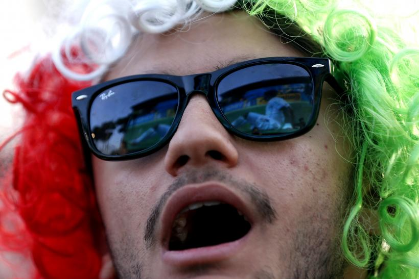 Fans React To Italy's Loss