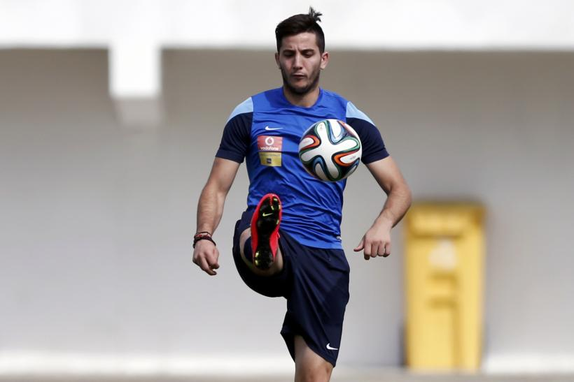Kostas Manolas Greece World Cup 2014