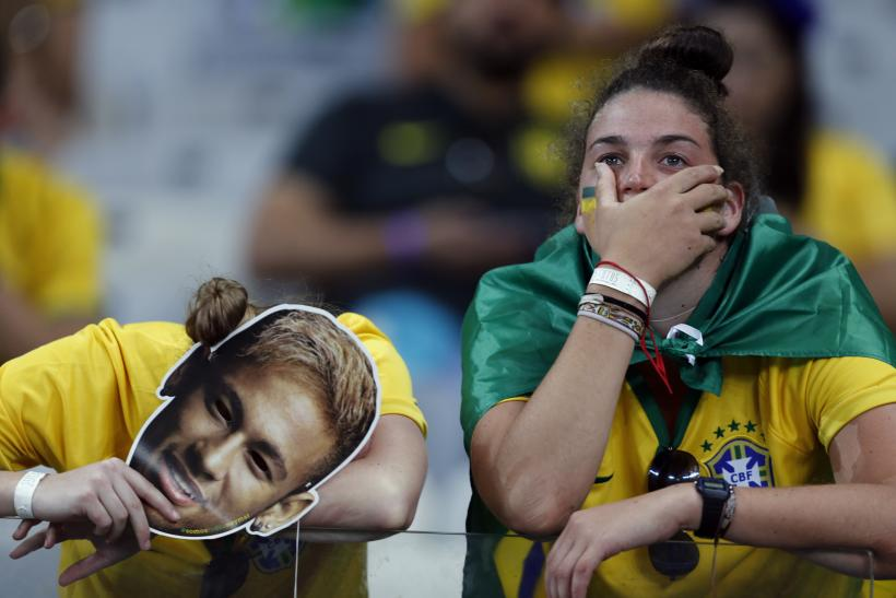 Brazilian Fans_WC2014Loss